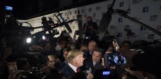 Trump, Longtime Advisor, Part Ways