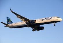 Fight on JetBlue Flight