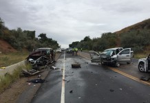 Uintah County Fatal Head on Collision US-40