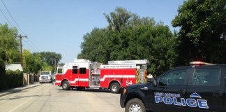 West Jordan Gas Leak