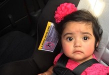 Officer Helps Utah Mom Replace Unsafe Carseat