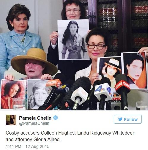 Three More Women Accuse Bill Cosby