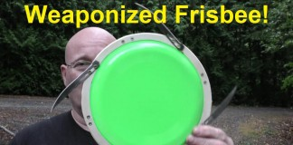 Frisbee Of Death