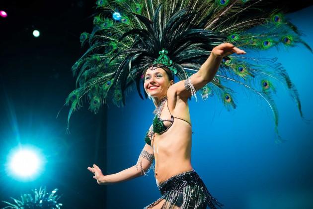 Raízes Do Samba Jeanné Wagner Theatre