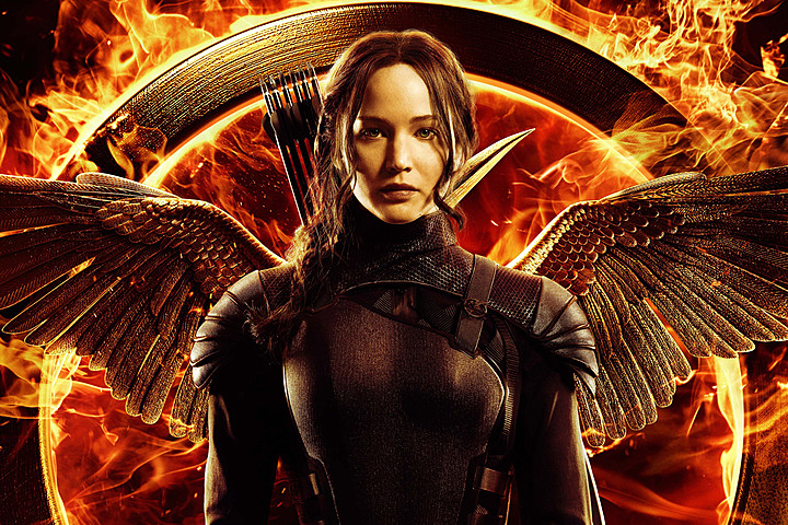 Hunger Games Mockingjay Part 2 New Fallen Snow Banner And Map For Fans Gephardt Daily