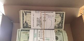 $1,300 Hidden Inside Domino's Delivery