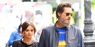 Jim Carrey's Girlfriend Cathriona White Was Married