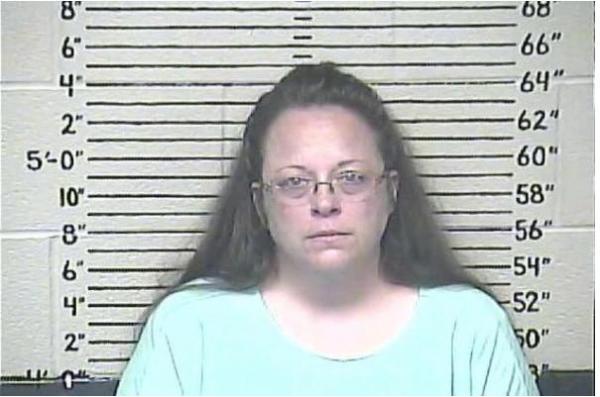 Kentucky County Clerk Kim Davis