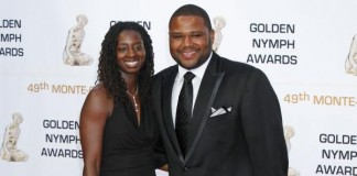 Anthony Anderson and wife Alvina