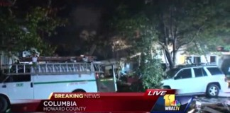 Columbia Maryland Gas Explosion