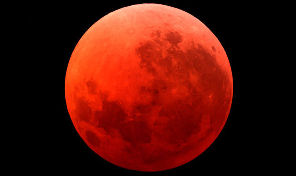 blood moon eclipse nasa live - photo #16