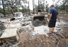 California Wildfires Destroy Another 162 Homes