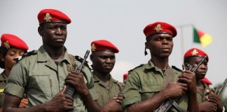 Cameroon: Suicide Bombers