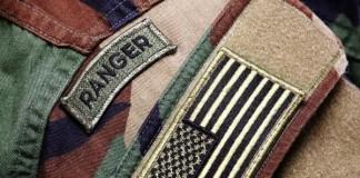Female Army Rangers' Training