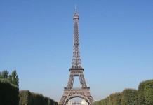 Eiffel Tower Closed