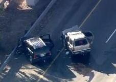 Police Chase in California