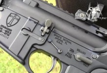 The Crusader AR-15 Rifle