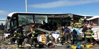 Seattle Duck Tour Crash into Bus Accident