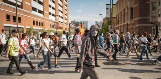 Freddie Gray Riots Baltimore
