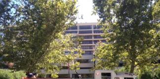 Governors Plaza Condominium complex Fire