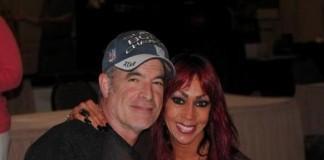 Stars Mark and Debby Constantino