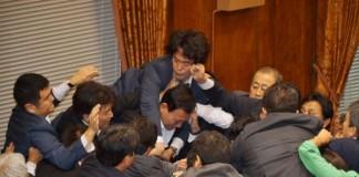 Japan Ratifies Controversial Bills