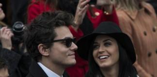 Katy Perry, John Mayer Cozy Up