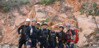 Seven Killed By Flash Flood In Zion National Park Identified