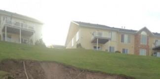 Landslide Riverton