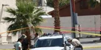 Las Vegas Police Officers Shot