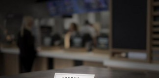 McDonald's Offering Reserved Tables