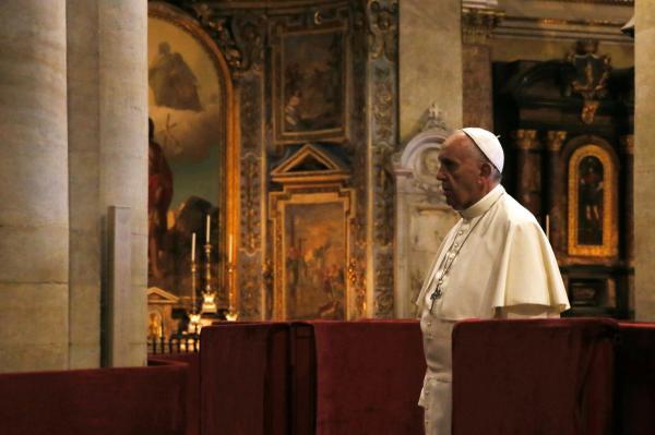 40th Anniversary of American Saint Pope Francis