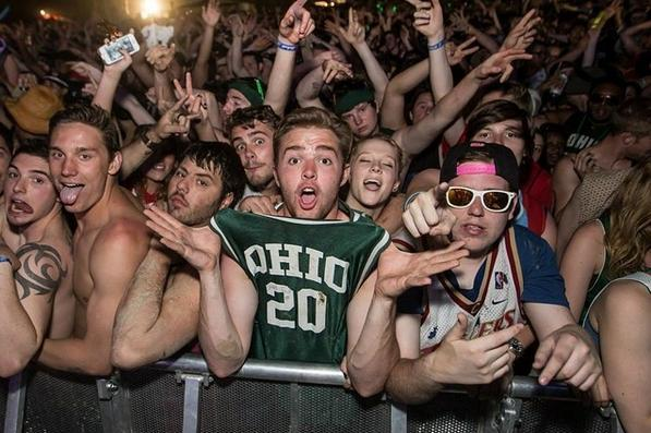 Ohio University Halloween 2020 Playboy Names Ohio University Top Party School Of 2015 | Gephardt