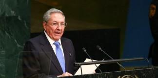 Raul Castro: U.S. Must End Decades-old Embargo
