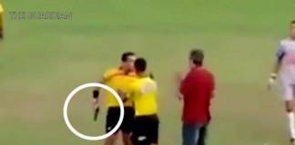 Referee Pull A Gun