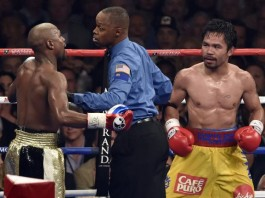 Report-Floyd-Mayweather-had-banned-IV-fluids-before-Manny-Pacquiao-bout