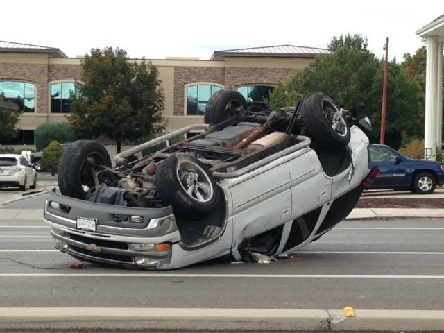 Rollover Chase Sandy