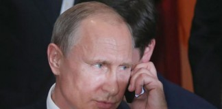 Russia Carries Out First Airstrike In Syria