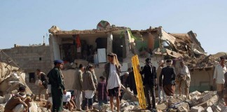 Saudi-led-coalition-strikes-back-after-Houthis-kill-scores-in-missile-attack
