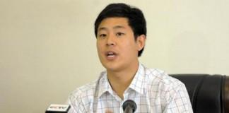 Joo Won-moon NYU Student