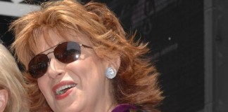 Joy Behar Holly wood Walk of Fame LA