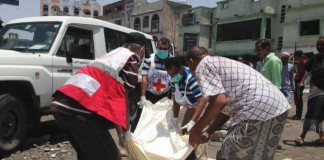 Two Red Cross Aid Workers Killed