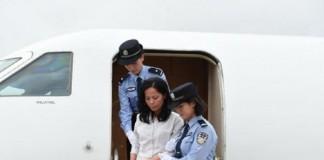 Chinese fugitive Kuang Wang Fang
