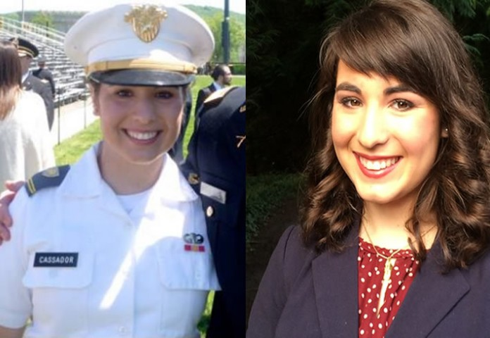 First Female Cadet Leaves West Point