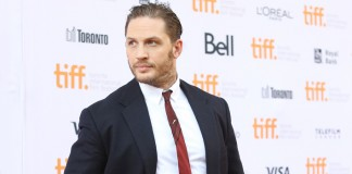 Tom Hardy Shuts Down Reporter