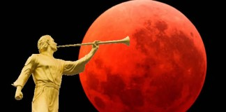 Moroni Blood Moon