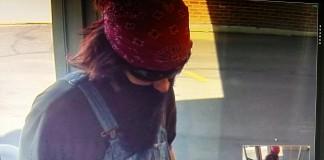Orem American West Bank Robbery