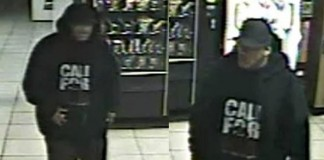 Strong-arm Robbery Suspect