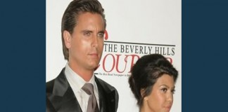 Scott Disick and Kourt Kardashian