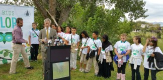 Salt Lake Kids And Parents Challenged To Connect With Nature